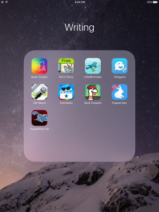 Writing Apps